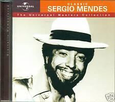SERGIO MENDES - CLASSIC CD NEU+OVP (7984)