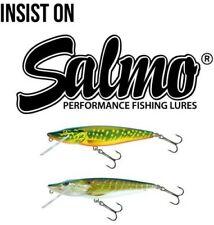 Salmo flottant brochet poissons nageurs / brochet sandre LEURRE prise