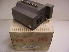 EUCHNER GLBF06R12-502-M - 6 way Precision Limit Switch  - BRAND NEW