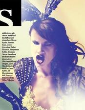 S MAGAZINE #10 Juliette Lewis JETHRO CAVE Jonathan Meese LYDIA HEARST Lykke Li