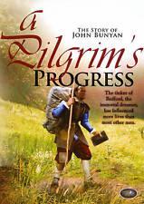 A Pilgrim's Progress: The Story of John Bunyan (DVD, 2011)