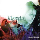 Alanis Morissette - Jagged Little Pill  (CD, Jun-1995, Maverick/Reprise)