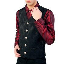 Aderlass Dark Vest Gilet Brocade Gothic NEW