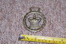 Vintage Peerage Shire Horse Brass Royal Crown Centre