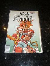 AQUA KNIGHT - Part 3 - No 3 - Date 1998 - Viz Comics