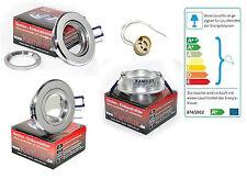 """anello a incasso Faretto """" Kira """" incl. GU10 230V versione senza lampadina"""