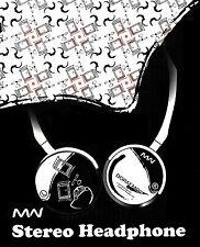 Doraemon 40th Anniversary Limited Edition Black & White DJ Style Headphone