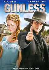 Gunless (DVD, 2011)