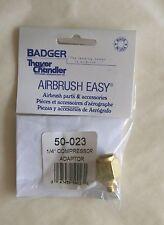 "Airbrush Compressor Adaptor 1/4"" Badger 50-023"