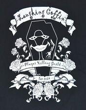 "Sword Art Online ""Laughing Coffin Player Killing Guild""  Juniors T-Shirt Tee"