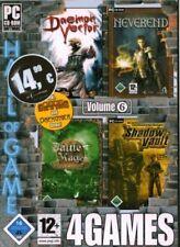 PC Spiele u.a Daemon Vector, Neverend, Battle Mages