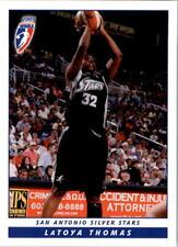 2005 WNBA Basketball Card Pick