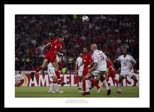 Steven Gerrard Liverpool 2005 CHAMPIONS LEAGUE FINALE OBIETTIVO FOTO (804)