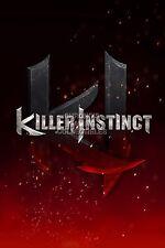 RGC Huge Poster - Killer Instinct XBOX ONE SNES - OTH070