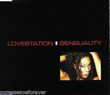 LOVESTATION - Sensuality (UK 3 Track CD Single Part 2)