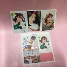 Dos veces 5th mini álbum What Is Love jihyo B Foto Tarjeta Oficial