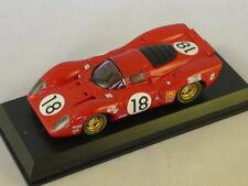 MODEL BEST -  FERRARI 312 P LE MANS 1969 N°18 - 1/43
