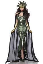 Medusa Costume Carnevale Costume Carnevale Set completo outfit HALLOWEEN SET 80114