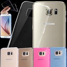 Cristal Ultra Fino Transparente Blando gel Funda para Samsung Galaxy S6 G920