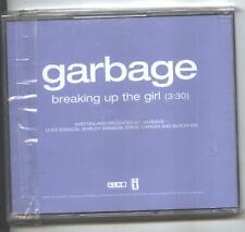 garbage - breaking up the girl promo cd
