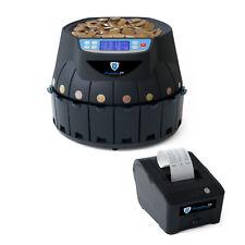 Münzzähler Euro SR1850 - mit Thermodrucker - Geldzählmaschine Securina24®