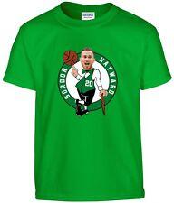 "Gordon Hayward Boston Celtics ""Logo"" Jersey T-shirt Shirt or Long Sleeve"