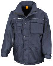Risultato work-guard Uomo Heavy Duty COMBO Cappotto Impermeabile Workwear Giacca r72x