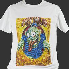 Primus Metal Punk Rock T-shirt Buckethead outil Faith No More S M L XL 2XL 3XL