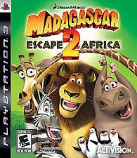 Madagascar: Escape 2 Africa (Sony PlayStation 3, 2008)