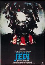 Star Wars: Episode VI - Return of the Jedi (1983) movie poster print