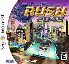 San Francisco Rush 2049, Good Sega Dreamcast Video Games