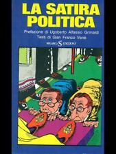 LA SATIRA POLITICA  AA.VV. SUGARCO 1976