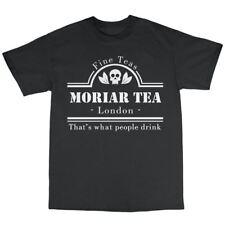 Moriarty Sherlock Holmes T-shirt 100% coton professeur James Docteur Watson