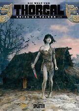 Die Welten von Thorgal Kriss de Valnor (#1,2,3,4,5,6 - Einzelbände zur Auswahl)