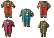 Wholesale Dashiki Men Shirt African Hippie Vintage Women Top Blouse One Size