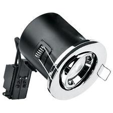 Enlite EN-FD102 240V GU10 Adjustable Lock Ring Acoustic Compact Downlight