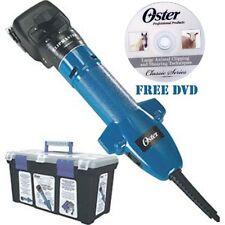 Oster CLIPMASTER Variable Speed 120/220v  EW510 Clipper 78150 Titanium 78511-226