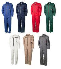 Planam Rallyekombi BW 290 Arbeitskleidung Overall 100% Baumwolle Berufskleidung