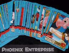 DRAGON BALL Z DBZ SUPER BATTLE PART 14 CARD REG CARTE A L'UNITE/CHOOSE FROM LIST