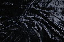 Samt (€20/m²) 0,5m nachtblau 1,3m breit