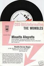The Wombles (Mike Batt) MINUETTO Allegretto 45/ger/pic