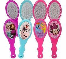 1**Disney FROZEN Elsa & Anna, Olaf, or MY LITTLE PONY or MINNIE Mouse HAIR BRUSH
