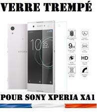 vitre protection en verre trempé film protecteur d'écran pr Sony Xperia XA1
