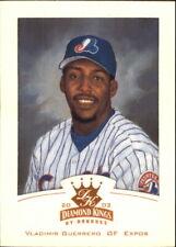 2002 Diamond Kings Baseball Base Singles (Pick Your Cards)
