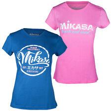 Mikasa Frauen SAHAR T-Shirt Beachvolleyball Damen Top Volleyball Sport MT6030
