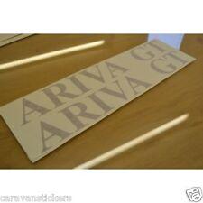 LUNAR Ariva GT - (STYLE 1) - Caravan Name Sticker Decal Graphic - SINGLE