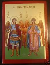 Icono Ángel michael gabriel Icon Icona Ángel de la guarda angel Archangel ICONE icoon