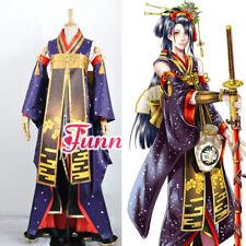 Touken Ranbu Online Cosplay jirotachi Costume Uniforme Vestito Anime Kimono