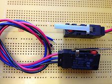 Microrruptor SPDT IP67 100mA contactos chapados en oro 300mm conduce Honeywell cantidad de múltiples