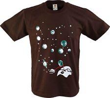 Fun T-Shirt `Weltraum Blase`